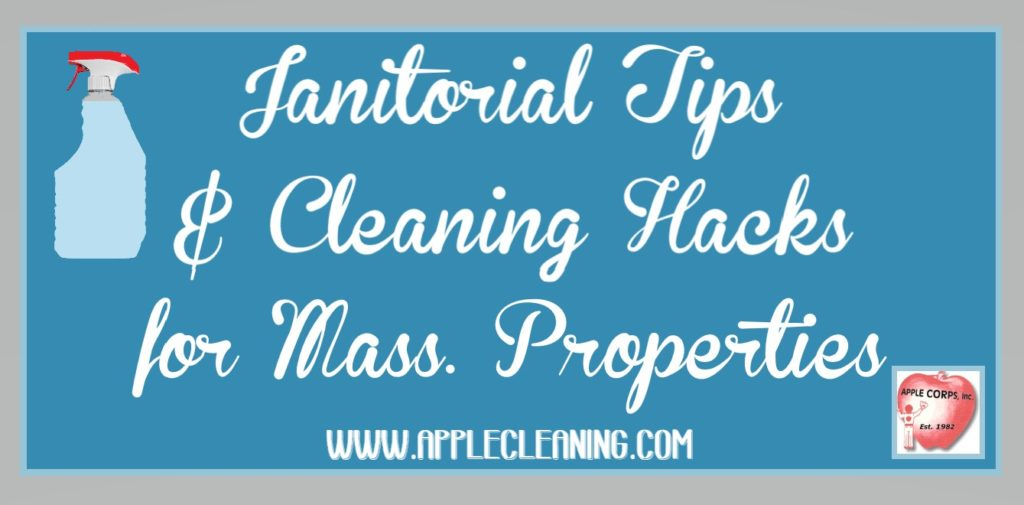 Janitorial Tips & Cleaning Hacks for Massachusetts Properties Cleaning Hacks 1024x505