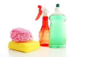 clean your home with this cleaning supplies hire a professional janitorial company for your spring office cleaning needs Hire a Professional Janitorial Company for Your Spring Office Cleaning Needs Spring Clean 300x199