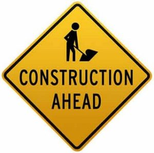 Post Construction Cleanup in Massachusetts constuction sign 300x298